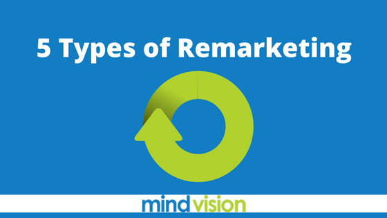 5 types of remarketing