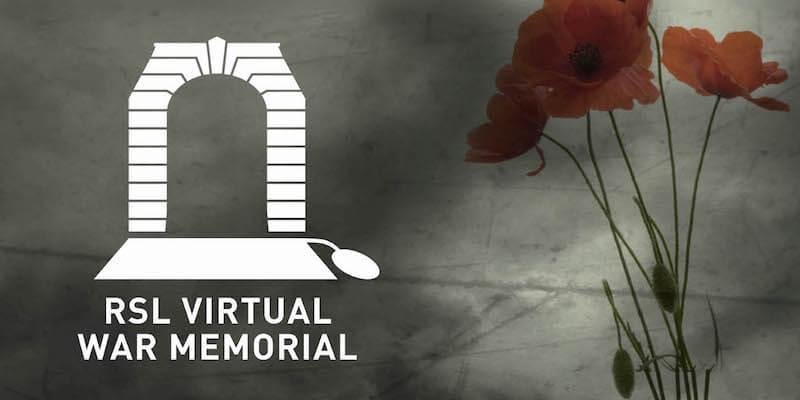 RSL Virtual War Memorial Logo