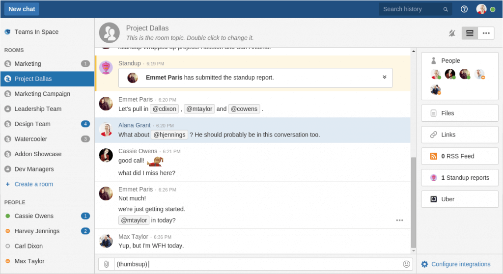 hipchat for developers