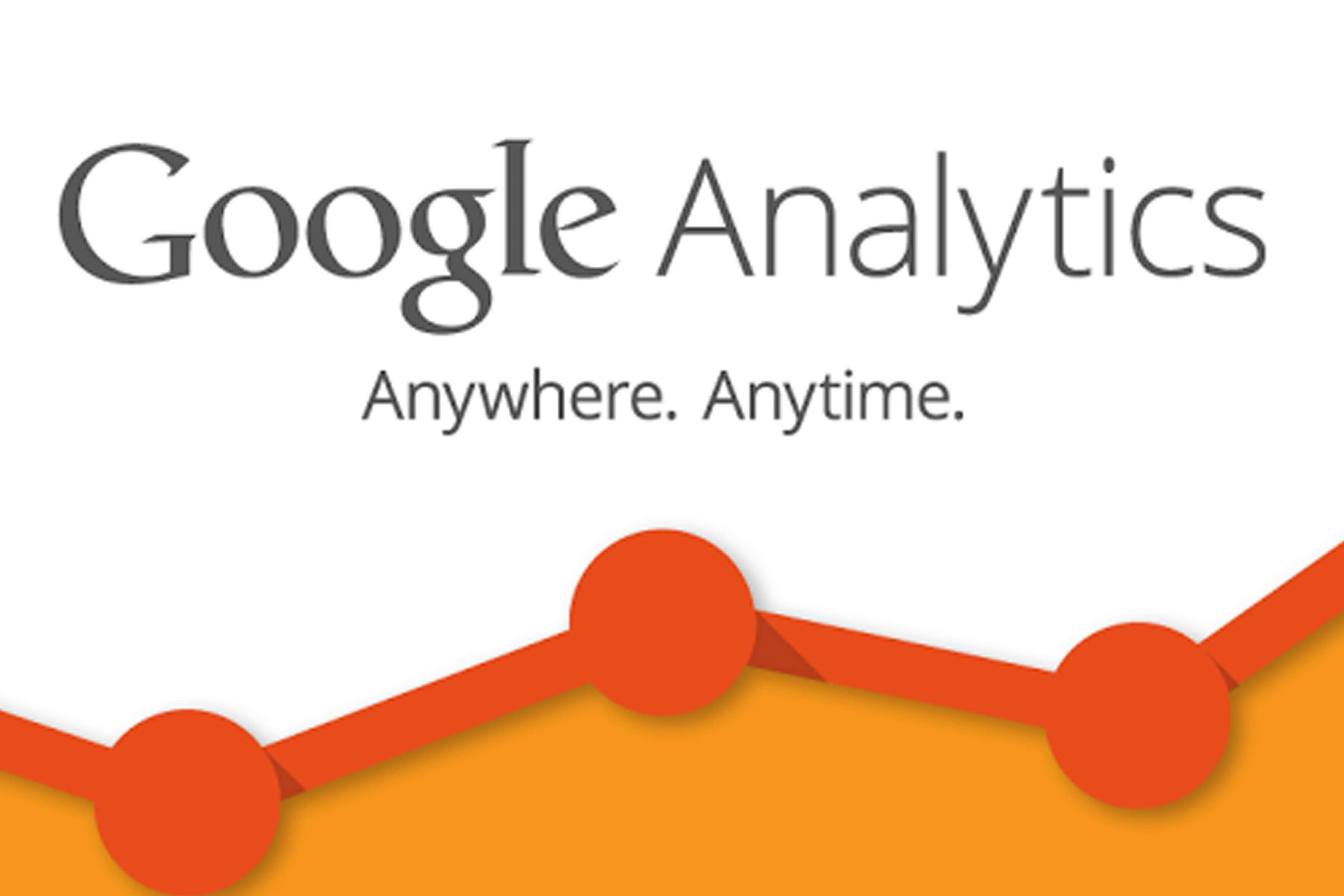 Google Analytics, Anywhere. Anytime.